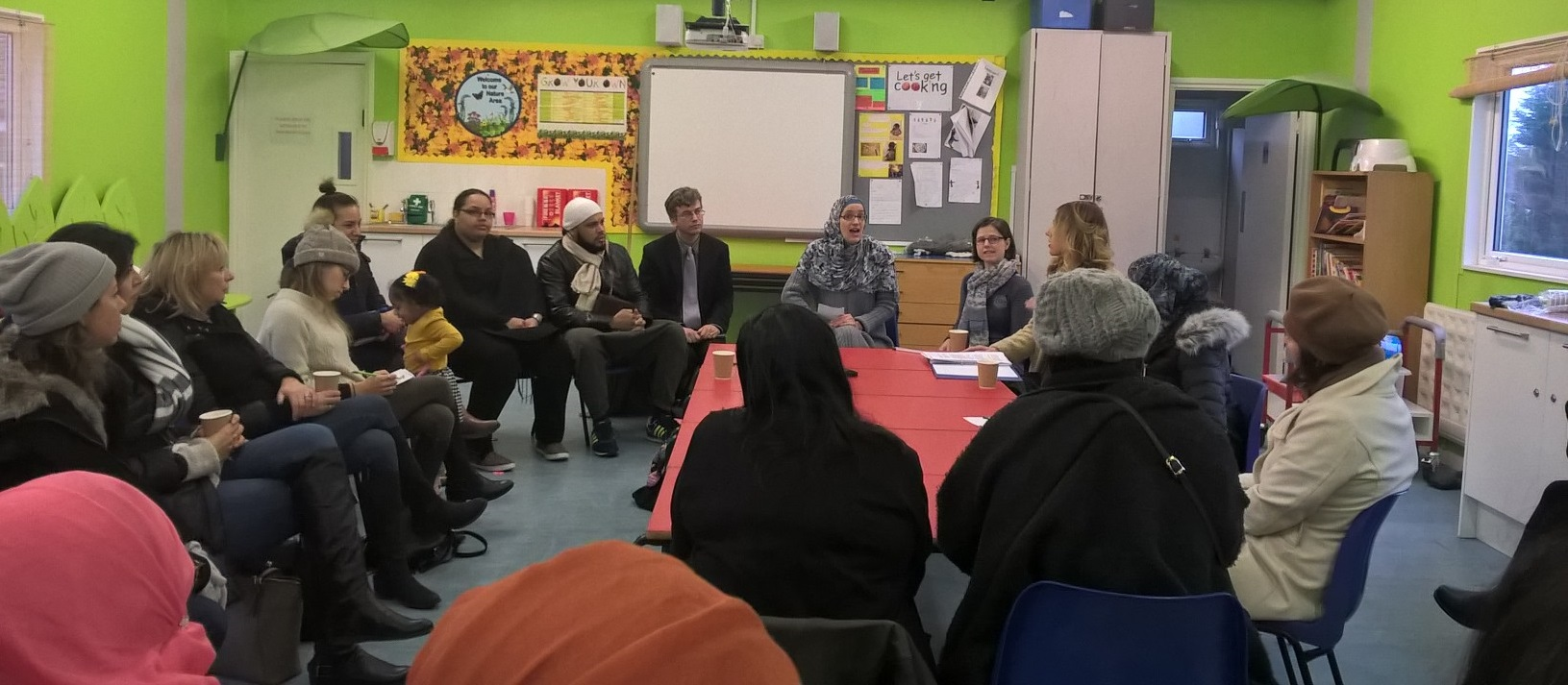 Parent forum Feb 2017
