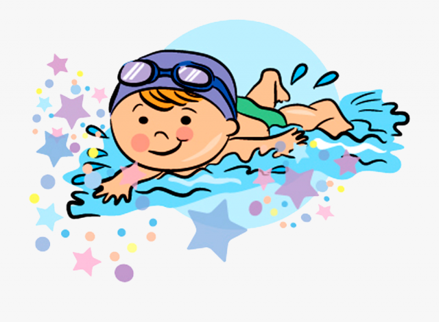 Swimming lessons this term