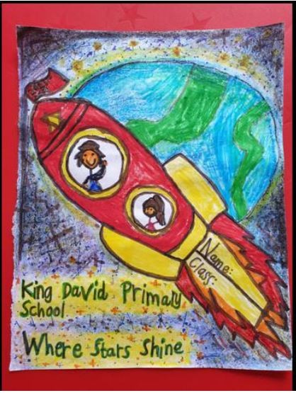 School Planner Cover Competition - last chance. All entries to be in by Monday 22nd June. Take inspiration from recent entrants below...