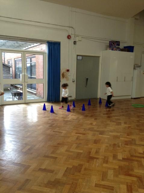 Nursery Physical Education
