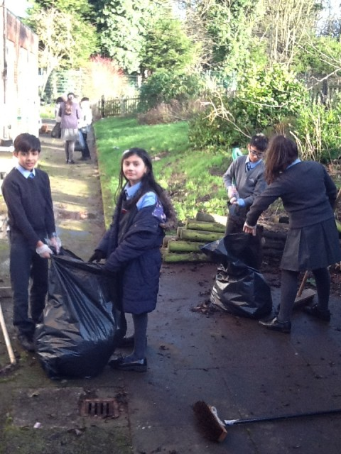 School Councillors On Mission